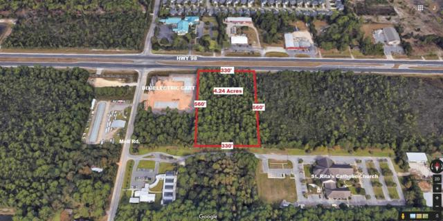 00 W Hwy 98 Highway, Santa Rosa Beach, FL 32459 (MLS #822402) :: Counts Real Estate Group