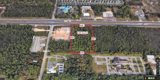 00 Hwy 98, Santa Rosa Beach, FL 32459 (MLS #822404) :: Counts Real Estate Group