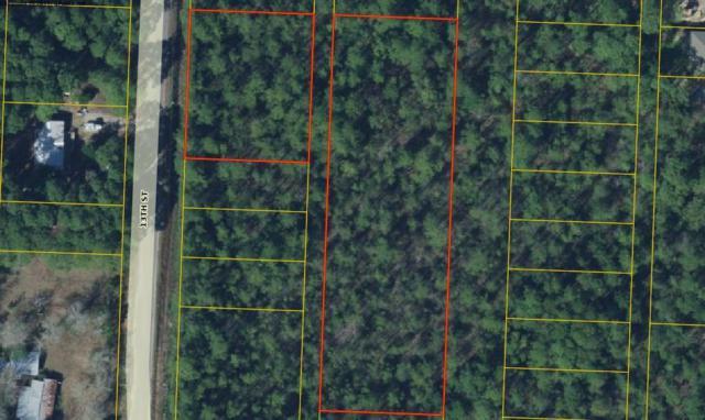 11 Lots on 13th Street, Santa Rosa Beach, FL 32459 (MLS #822468) :: Counts Real Estate Group