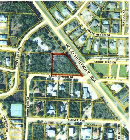 lot 1 & 2 W Co Hwy 30A Avenue Two Lots, Santa Rosa Beach, FL 32459 (MLS #822665) :: Counts Real Estate Group
