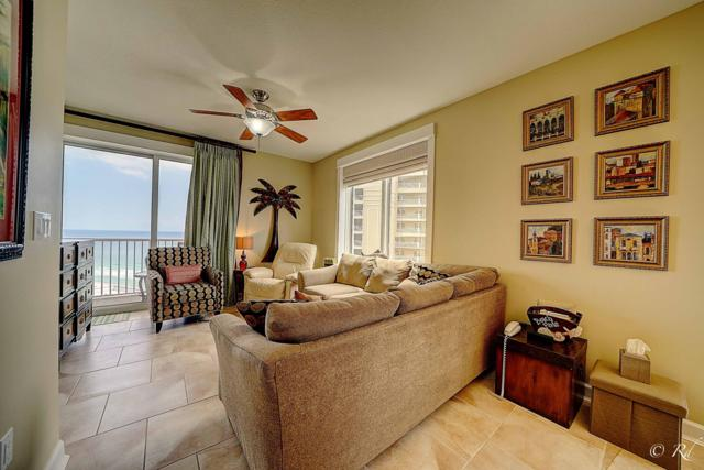 11800 Front Beach Road Unit 1201, Panama City Beach, FL 32407 (MLS #822801) :: RE/MAX By The Sea