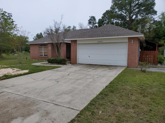 6485 Bay Oaks Drive, Milton, FL 32583 (MLS #822811) :: Classic Luxury Real Estate, LLC