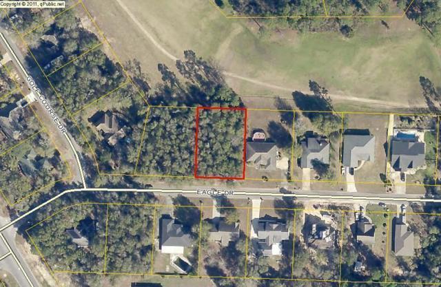 106 Eagle Drive, Crestview, FL 32536 (MLS #822844) :: Classic Luxury Real Estate, LLC