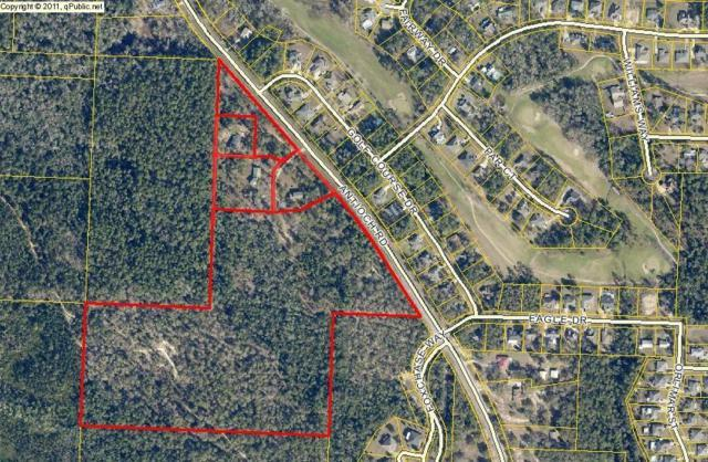 4900 Antioch Road, Crestview, FL 32536 (MLS #822845) :: Somers & Company