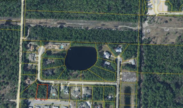 Lot 14 Santa Barbara, Santa Rosa Beach, FL 32459 (MLS #822911) :: Counts Real Estate Group