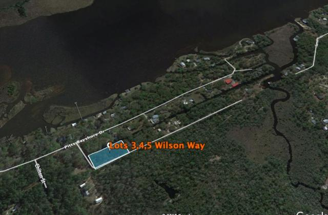 Lot 4 Wilson Way, Freeport, FL 32439 (MLS #822985) :: Berkshire Hathaway HomeServices PenFed Realty