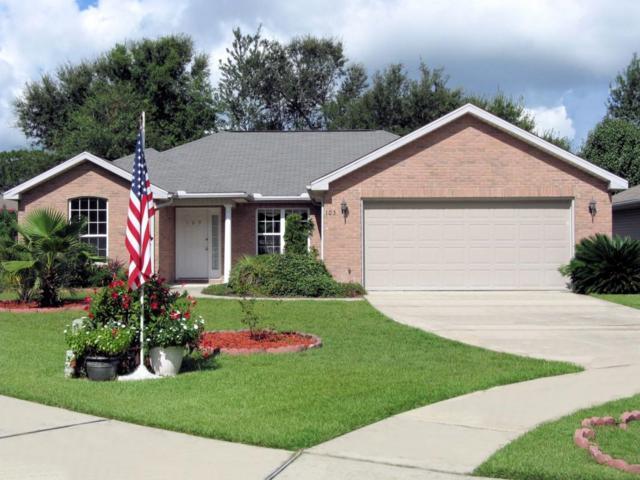 103 Underwood Lane, Niceville, FL 32578 (MLS #823000) :: Classic Luxury Real Estate, LLC