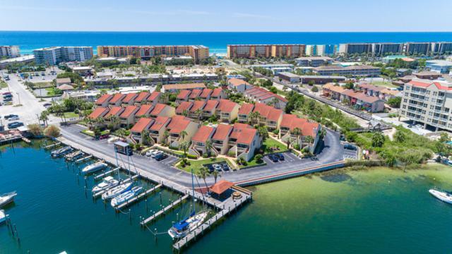 228 Amberjack Drive Unit 19, Fort Walton Beach, FL 32548 (MLS #823130) :: Classic Luxury Real Estate, LLC