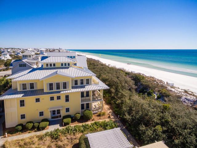 1848 E Co Highway 30-A Unit 20, Santa Rosa Beach, FL 32459 (MLS #823165) :: Luxury Properties Real Estate