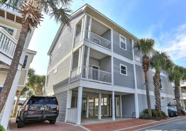 24 Seashore Circle, Santa Rosa Beach, FL 32459 (MLS #823180) :: 30A Real Estate Sales