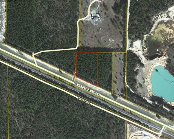 3 Acres Hwy 90, Defuniak Springs, FL 32433 (MLS #823192) :: Berkshire Hathaway HomeServices Beach Properties of Florida
