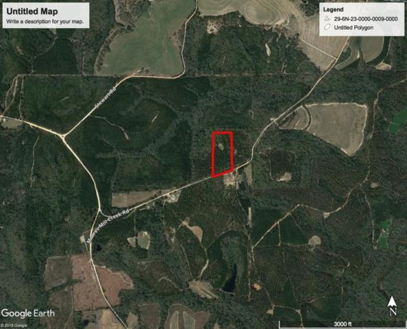 10 AC Moores Mill Creek Road, Baker, FL 32531 (MLS #823202) :: Classic Luxury Real Estate, LLC