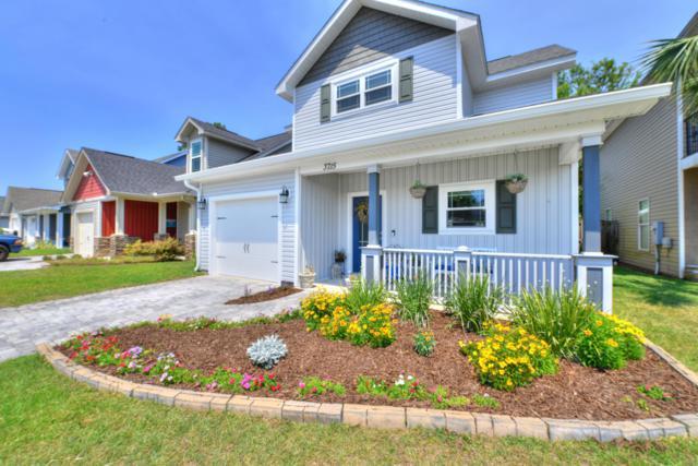 3715 Tiki Drive, Panama City Beach, FL 32408 (MLS #823258) :: Classic Luxury Real Estate, LLC