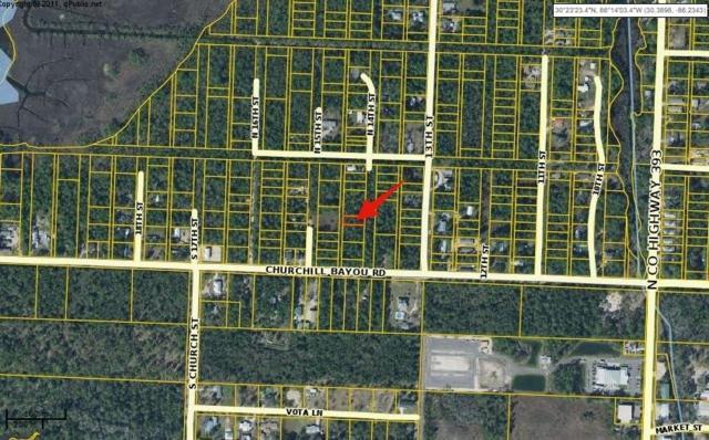 00 S 14Th Street, Santa Rosa Beach, FL 32459 (MLS #823297) :: Somers & Company
