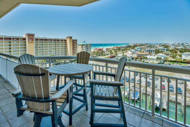 725 Gulf Shore Drive Unit 602B, Destin, FL 32541 (MLS #823343) :: RE/MAX By The Sea