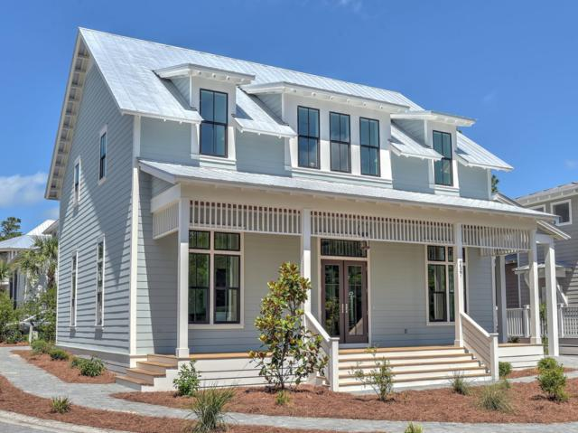 237 Cabana Trail, Santa Rosa Beach, FL 32459 (MLS #823363) :: Coastal Luxury