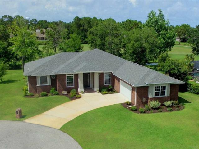 3753 Rajah Cove, Gulf Breeze, FL 32563 (MLS #823425) :: Classic Luxury Real Estate, LLC