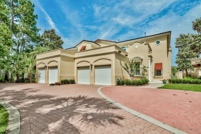 8051 Fountains Lane, Miramar Beach, FL 32550 (MLS #823429) :: Berkshire Hathaway HomeServices PenFed Realty