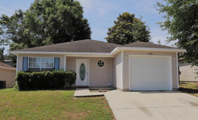 332 Apple Drive, Crestview, FL 32536 (MLS #823440) :: Classic Luxury Real Estate, LLC
