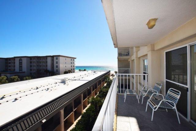 1114 Santa Rosa Boulevard Unit 512, Fort Walton Beach, FL 32548 (MLS #823478) :: Berkshire Hathaway HomeServices PenFed Realty
