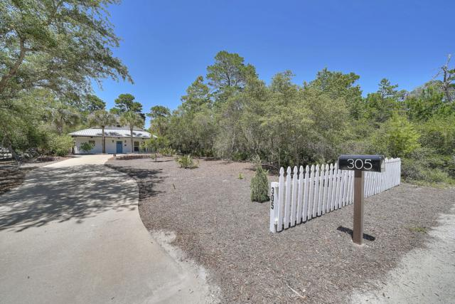 305 E Pinewood Lane, Inlet Beach, FL 32461 (MLS #823493) :: RE/MAX By The Sea