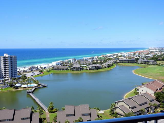 122 Seascape Drive #1807, Miramar Beach, FL 32550 (MLS #823591) :: Coastal Luxury