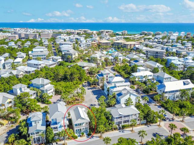 261 Beach Bike Way, Inlet Beach, FL 32461 (MLS #823617) :: Classic Luxury Real Estate, LLC