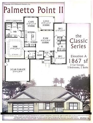 8007 Silver Maple Drive, Milton, FL 32583 (MLS #823640) :: Classic Luxury Real Estate, LLC