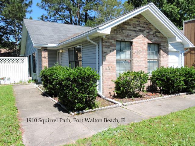 1910 Squirrel Path, Fort Walton Beach, FL 32547 (MLS #823651) :: Classic Luxury Real Estate, LLC