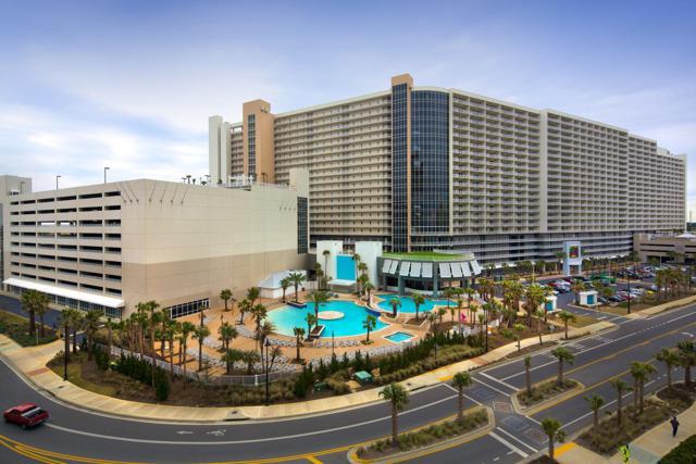 9860 S Thomas Drive Unit 1423, Panama City Beach, FL 32408 (MLS #823668) :: Berkshire Hathaway HomeServices Beach Properties of Florida