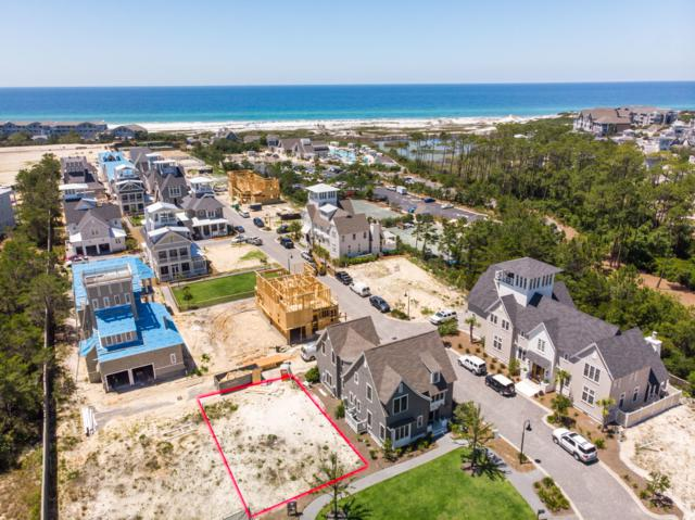 Lot 37 Rainer Lane, Inlet Beach, FL 32461 (MLS #824216) :: Hilary & Reverie