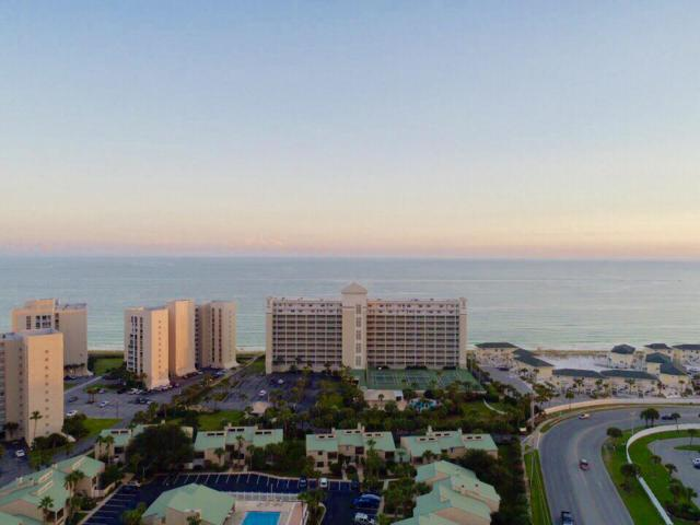 830 Gulf Shore Drive #5106, Destin, FL 32541 (MLS #824235) :: Berkshire Hathaway HomeServices Beach Properties of Florida