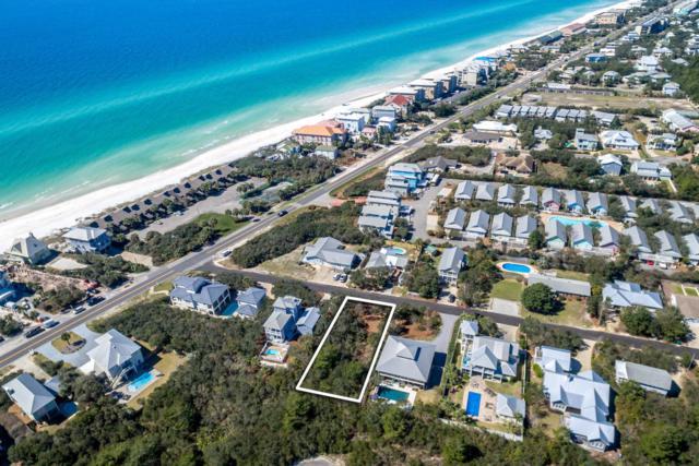 Lot 5 Walton Gulfview Drive, Inlet Beach, FL 32461 (MLS #824284) :: Scenic Sotheby's International Realty