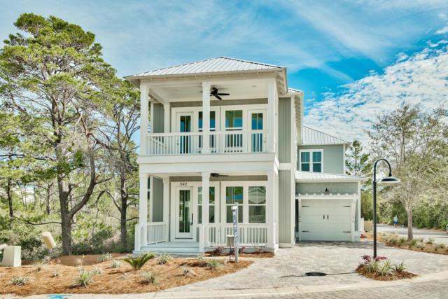 34 Gulfview Way, Santa Rosa Beach, FL 32459 (MLS #824570) :: Classic Luxury Real Estate, LLC