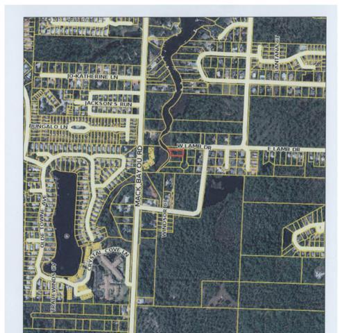 Lot 2 Mack Bayou Circle, Santa Rosa Beach, FL 32459 (MLS #824595) :: Linda Miller Real Estate