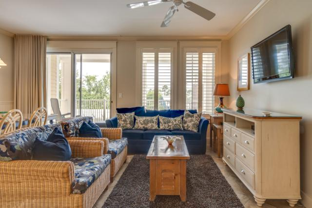 9100 Baytowne Wharf Blvd 370-2, Miramar Beach, FL 32550 (MLS #824766) :: Better Homes & Gardens Real Estate Emerald Coast