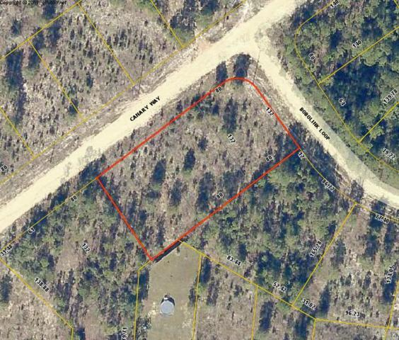 7 lots Canary And Dove Way, Crestview, FL 32539 (MLS #824824) :: RE/MAX By The Sea