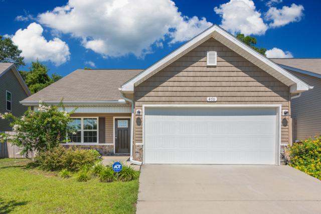 470 Eisenhower Drive, Crestview, FL 32539 (MLS #824955) :: ENGEL & VÖLKERS