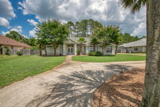 2456 Whispering Pines Boulevard, Navarre, FL 32566 (MLS #824961) :: Berkshire Hathaway HomeServices Beach Properties of Florida