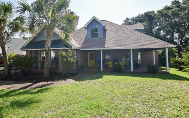 107 Hands Cove Lane, Shalimar, FL 32579 (MLS #824972) :: Classic Luxury Real Estate, LLC