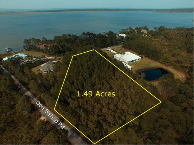 Lot 28 Woodland Bayou Estates Drive, Santa Rosa Beach, FL 32459 (MLS #825062) :: ResortQuest Real Estate