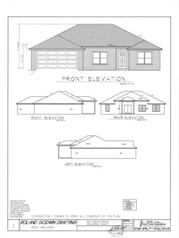 100 Castle Road, Mary Esther, FL 32569 (MLS #825148) :: Keller Williams Emerald Coast