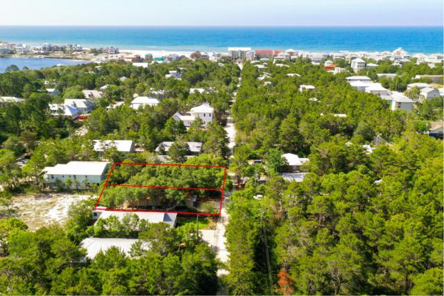 LOT 5 59 Williams Street, Santa Rosa Beach, FL 32459 (MLS #825198) :: Berkshire Hathaway HomeServices Beach Properties of Florida