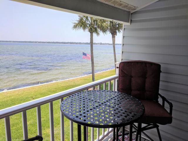 101 Old Ferry Road Unit 24C, Shalimar, FL 32579 (MLS #825222) :: Keller Williams Emerald Coast