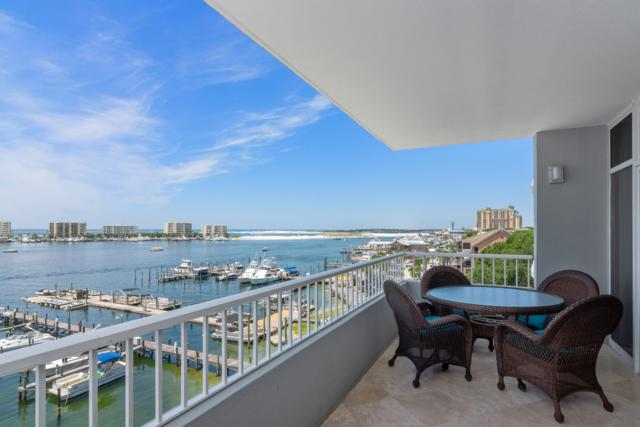 320 Harbor Boulevard C403, Destin, FL 32541 (MLS #825364) :: Berkshire Hathaway HomeServices Beach Properties of Florida