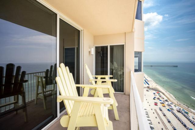 16819 Front Beach Road Unit 1602, Panama City Beach, FL 32413 (MLS #825378) :: The Beach Group