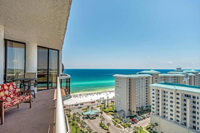 1096 Scenic Gulf Drive Unit 1612/ 1612, Miramar Beach, FL 32550 (MLS #825404) :: Berkshire Hathaway HomeServices Beach Properties of Florida