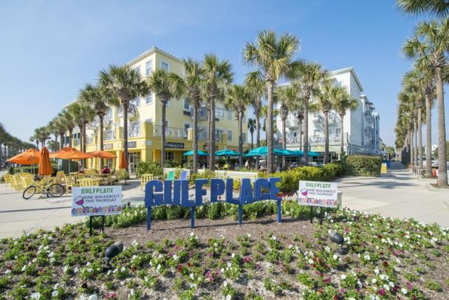 45 Town Center Loop Unit 3-14, Santa Rosa Beach, FL 32459 (MLS #825423) :: Berkshire Hathaway HomeServices Beach Properties of Florida