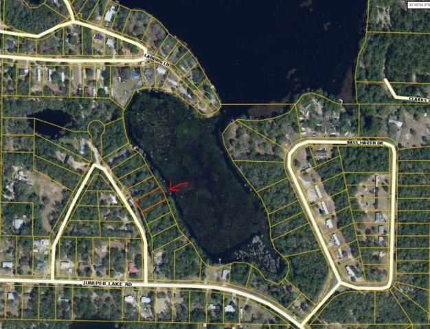 Lot 22 Cherokee Circle, Defuniak Springs, FL 32433 (MLS #825434) :: Keller Williams Emerald Coast