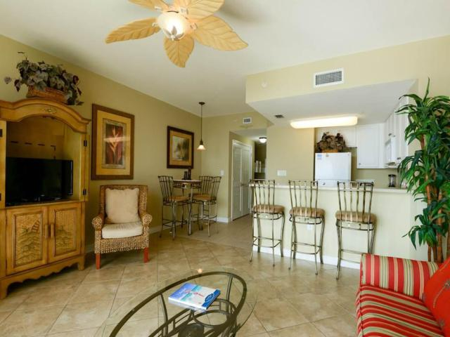 5115 Gulf Drive #1702, Panama City Beach, FL 32413 (MLS #825488) :: ResortQuest Real Estate